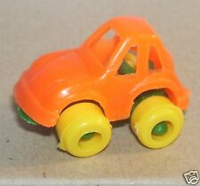 RARE IMPALA 1/120 MADE MEXICO VW COX COCCINELLE ORANGE PLANCHER VERT