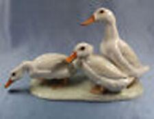 Entengruppe große figur Hutschenreuther ente Vogelfigur duck figure figura