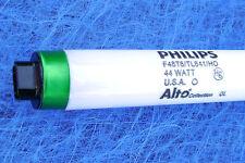 "Philips F48T8/TL841/HO/ALTO 44 Watt 46"" T8 High Output Fluorescent Light Bulb"