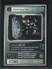 Star Trek First Contact Rare Queen's Borg Cube NM/M