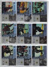 1997-1998 UD Ice McDonalds Canada Complete Set Mint