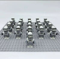 21x Clone Wars Clone Troopers Mini Figures (LEGO STAR WARS Compatible)