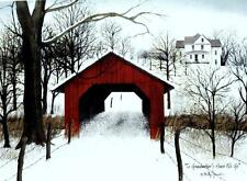 Billy Jacobs To Grandmother's House We Go  Bridge Farm Print 16 x 12