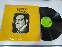 "Enrico Caruso Vol. 2 LP Vinyl 12 "" 1976 Original Spanische Presse VG/VG Movie"