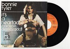 BONNIE TYLER It's a Heartache 1978 Spain Single 45 Vinyl