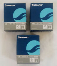 Giant Clincher Presta Bicycle Tubes