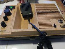 Very rare Sea hawk unimetrics sh60 Vhf Marine 2-way radio works