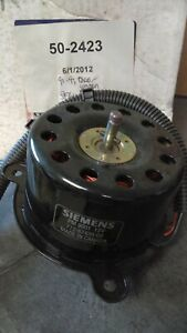 Cooling fan motor fits 1991-1995 Ford Lincoln or Mercury 50-2423 **NEW**