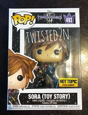 Funko Pop Kingdom Hearts Sora (Toy Story) Hot Topic Exclusive In Hand/Free Ship