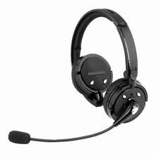 Bluetooth wireless folding network radio headset for Zello, Echolink, Inrico etc