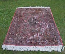 grosser  Hereke Seiden Teppich  - 205 cm x 122 cm