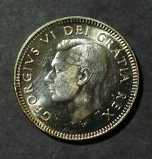 1951 Canada 10 Cents