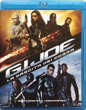 Blu-ray G.I.Joe - La Nascita dei Cobra di Stephen Sommers 2009 Usato
