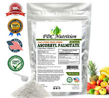 Ascorbyl Palmitate (Vitamin C Ester) 100% Pure Powder 500 Grams Each