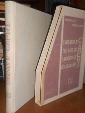 V.LILLI, F.GIROSI - L'INCENDIO DI CAPRI - EDITRICE E.D.A.R.T., 1968