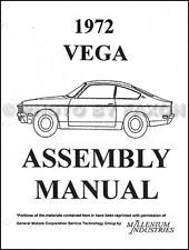 Service & Repair Manuals for Chevrolet Vega for sale   eBay on