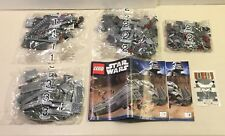 Lego 7961 Star Wars Darth Mauls Sith Infiltrator 2011 Sealed Bags Complete