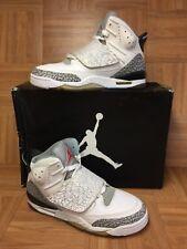 promo code c54cc d120d RARE🔥 Nike Air Jordan Son Of Mars White Prism Blue Wolf Gray Sz 5.5Y