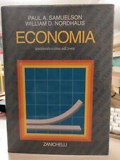 Paul A. Samuelson, William D. Nordhaus - ECONOMIA