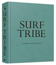 Surf Tribe by Vanfleteren  New 9789492677365 Fast Free Shipping..