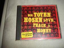 Die Toten Hosen Love Peace & Money CD UPC 075678275821