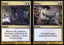 MTG Magic - (U) Dissension - Trial / Error - SP