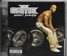 CD ALBUM 16 TITRES--THE GAME--DOCTOR'S ADVOCATE--2006