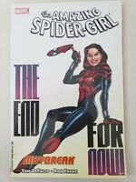 THE AMAZING SPIDER-GIRL Vol 5 MAYBREAK TPB 2009 MARVEL COMICS BRAND NEW UNREAD!