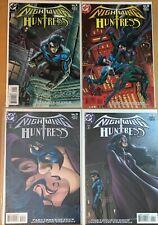 Nightwing Huntress 1 2 3 4 Complete DC 1998 Comic Set Run Lot 1-4 VF/NM