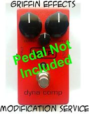 MXR Dyna Comp Compressor - Ross Mod and Tone Control Modification Service
