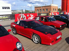 Rear Overfenders +50m fits to Nissan s13  200sx 180sx Drift CA SR SALE!!!!!!