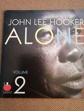 John Lee Hooker Cd ; Alone 2     2003 ; Tomato