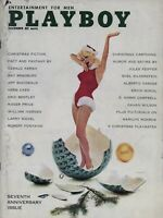 PLAYBOY DECEMBER 1960 Teddi Smith Carol Eden Marilyn Monroe Linda Vargas (1)