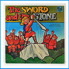 The Sword And The Stone New Factory Sealed Record Kid Stuff Records KS 156