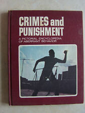 Crimes and Punishment  Volume 6 140 Pages Hard Cover Published 1974