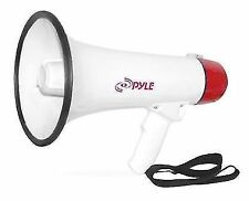 Pyle-pro PMP40 Professional Megaphone Bullhorn With Siren and Handheled Mic