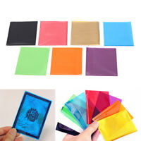 50pcsmulticolor cards sleeves card protector board game cards magic sleevesTBIBB