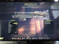 Fallout 76 PS4 Vampire's FFR Fat Man