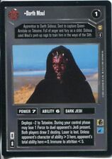 Star Wars CCG Tatooine Complete 97 Card Set