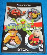 Nintendo GameCube Game - Jim Henson's Muppets Party Cruise