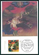 BRD MK 2006 WEIHNACHTEN PRIVATE MAXIMUMKARTE CHRISTMAS MAXIMUM CARD MC av87