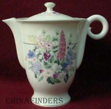 HAVILAND china FOX GLOVE New York COFFEE POT & LID
