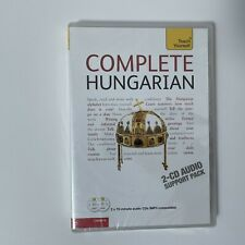 More details for complete hungarian beginner to intermediate 2-cd audio support pack new
