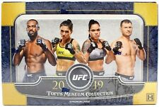 2019 TOPPS UFC MUSEUM COLLECTION HOBBY SEALED BOX! AUSTRALIA WIDE EXCLUSIVITY