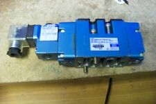 new mac valves mv-a2b-a161-pm-501jc pneumatic valve ~ damaged