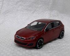 Peugeot 508 Blanc Phase 2 Neuve en boite. Norev 3 inches