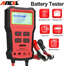 ANCEL BST100 12V 220Ah 2000CCA Battery Load Tester Vehicle Battery Analyzer Tool