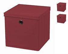aufbewahrungsboxen mit deckel f r wohnbereich ebay. Black Bedroom Furniture Sets. Home Design Ideas