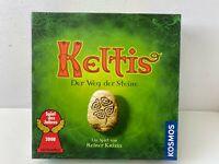 Keltis von Kosmos Spiel des Jahres 2008 Brett Familie Gesellschafts