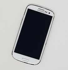 Samsung Galaxy S3 3G 4.8'' - I9300 - White - Good Condition - Unlocked Fast P&P